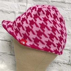 The North Face Pink Visor Hat